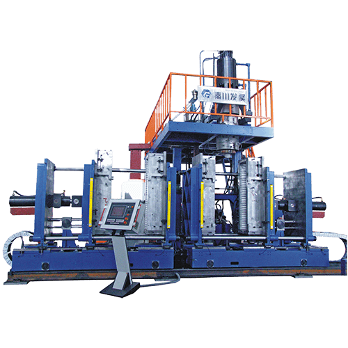 SCJ120C×2 Extrusion Blow Molding Machine System